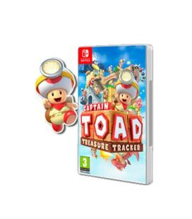 JUEGO NINTENDO SWITCH CAPTAIN TOAD:TREASURE TRACKER