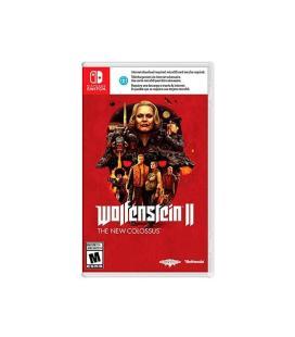 JUEGO NINTENDO SWITCH WOLFENSTEIN 2 - Imagen 1