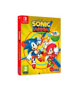 JUEGO NINTENDO SWITCH SONIC MANIA PLUS