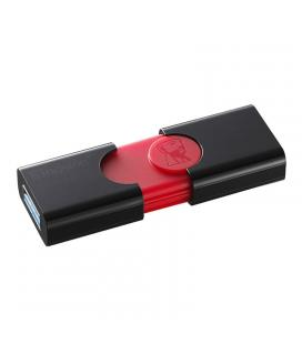 PENDRIVE 32GB USB3.1 KINGSTON DT 106 NEGRO/ROJO