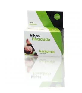Cartucho de tinta karkemis t6m03ae (903xl) reciclado hp - cian - 12ml - compatible según especificaciones