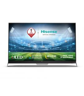 "Hisense H65U9A 65"" 4K Ultra HD 3D Smart TV Wifi Plata LED TV"