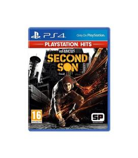 JUEGO SONY PS4 HITS INFAMOUS SECOND SON - Imagen 1