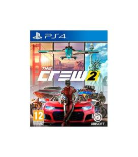 JUEGO SONY PS4 THE CREW 2 - Imagen 1