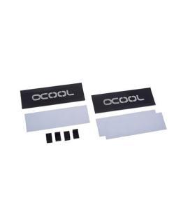 DISIPADOR SSD M2 ALPHACOOL HDX 2280 NEGRO