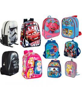 Pack oferta mochilas infantiles ¡2,99€ x mochila! - Imagen 1