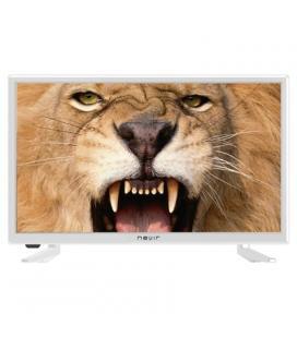 "Nevir 7418 TV 20"" LED HD USB DVR 12V HDMI blanca - Imagen 1"