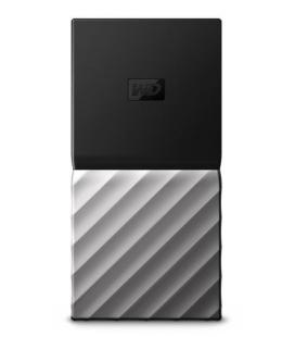 Western Digital My Passport SSD 1000GB Negro, Plata