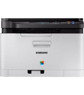 Multifuncion samsung laser color sl-c480/see a4/ 18ppm monocromo/ 4ppm color/ 128mb/ usb 2.0/ 150 hojas