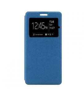 X-One Funda Libro Soporte Xiaomi Mi 8 SE Azul