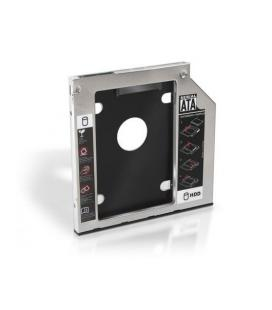 ADAPTADOR BAHIA RW PORTATIL A SSD 2.5 AISENS 9,5MM
