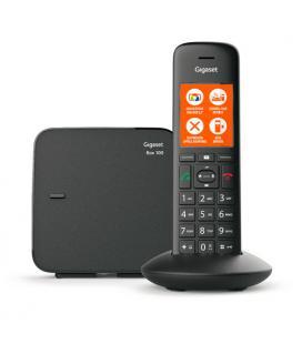 TELÉFONO INALÁMBRICO SIEMENS- GIGASET C570 (S30852-H2805-D201)