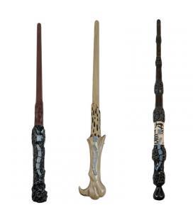 Varita magica Harry Potter hechizos surtido