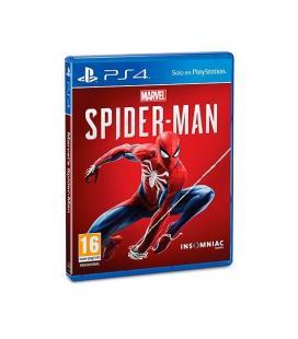 JUEGO SONY PS4 MARVEL S SPIDER-MAN - Imagen 1