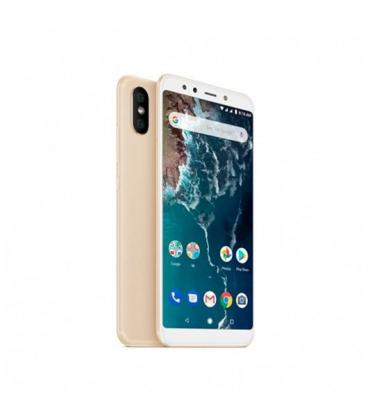 MOVIL SMARTPHONE XIAOMI MI A2 4GB 64GB DORADO - Imagen 1