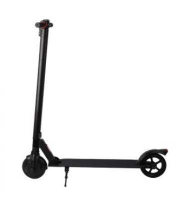 """Scooter patinete electrico denver sco-65210 negro / aluminio / ruedas 6.5"""" - Imagen 1"""