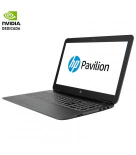 "HP 15-BC451NS - I7-8750H 2.2GHZ - 8GB - 1TB+128SSD - GEFORCE GTX1050 4GB - 15.6"" - FREEDOS"