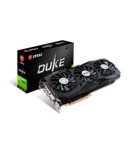 TARJETA GRÁFICA MSI GTX 1080TI DUKE 11GB OC GDDR5