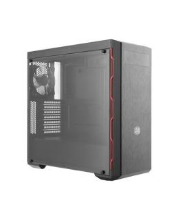 TORRE ATX COOLERMASTER MASTERBOX MB600L RED