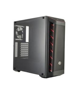 TORRE ATX COOLERMASTER MASTERBOX MB511 RED