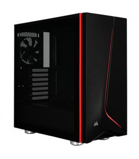 CAJA CORSAIR CARBIDE SPEC-06 CRISTAL TEMPLADO MID-TOWER NEGRA