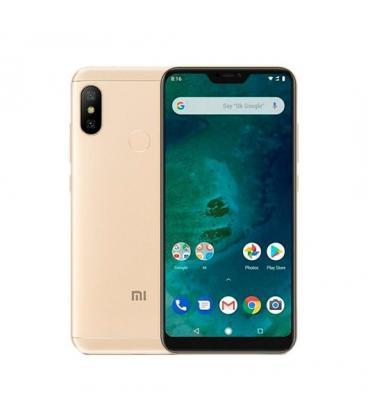 MOVIL SMARTPHONE XIAOMI MI A2 LITE 4GB 64GB DORADO - Imagen 1