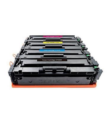 INKOEM Tóner Compatible HP CF542X (203X) Amarillo - Imagen 1