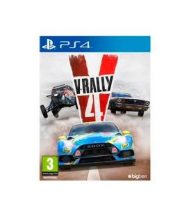 JUEGO SONY PS4 V-RALLY 4 EAN.- 3499550366280 PS4VRALLY4SPPT - Imagen 1