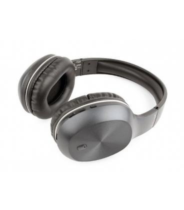 Gembird BHP-MIA Diadema Binaural Inalámbrico y alámbrico Negro auriculares para móvil - Imagen 1