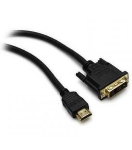 CABLE DVI-D MACHO A HDMI - Imagen 1