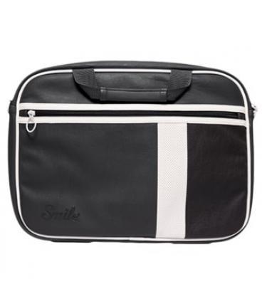 "Maletin portatil laptop silver ht bag stone 15.6"" - Imagen 1"