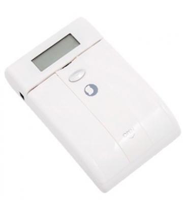 Cargador universal de baterias silver ht li-ion /ni-mh /ni-cd /aaa-aa negro blanco - Imagen 1