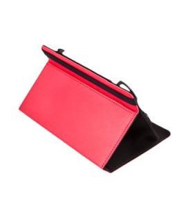 """Funda universal basica silver ht para tablet 9-10.1"""" rojo"""