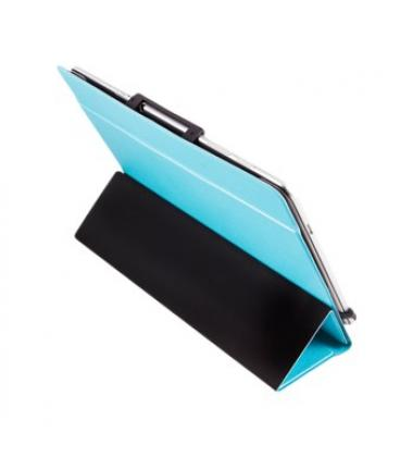 "Funda universal camera pro silver ht para tablet 9.10.1"" azul claro plegable - Imagen 1"