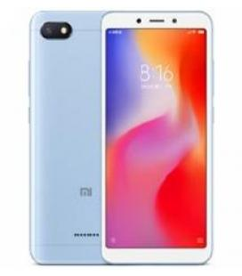 Telefono movil smartphone xiaomi redmi 6a blue / 32gb ram