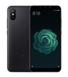 Telefono movil smartphone xiaomi mi a2 black / 128gb ram