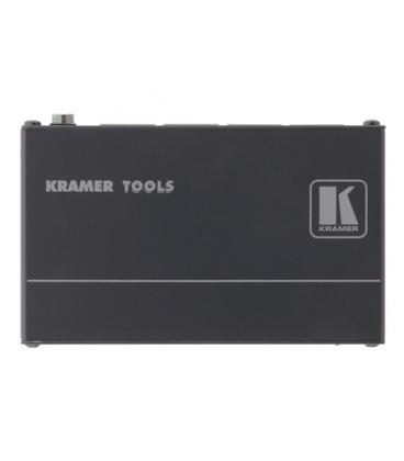 Kramer Electronics VM-3AN Alámbrico Gris amplificador de audio - Imagen 1