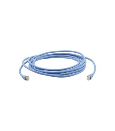 Kramer Electronics C-UNIKAT-100 30.5m Cat6a U/FTP (STP) Azul cable de red - Imagen 1