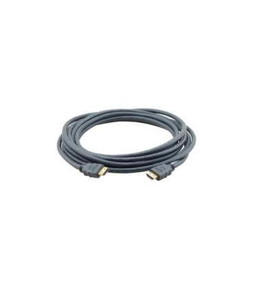 Kramer Electronics C-HM/HM/ETH-15 4.57m HDMI Type A (Standard) HDMI Type A (Standard) Negro cable HD - Imagen 1