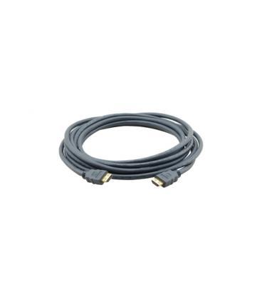 Kramer Electronics C?HM/HM/ETH 3m HDMI Type A (Standard) HDMI Type A (Standard) Negro cable HDMI - Imagen 1