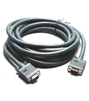 Kramer Electronics C-GM/GM-3 0.9m VGA (D-Sub) VGA (D-Sub) Negro cable VGA - Imagen 1