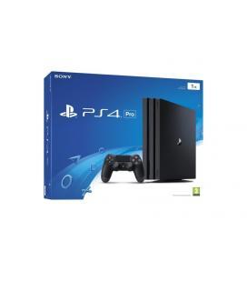 Sony PS4 Pro 1TB NEGRA