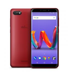 "Wiko HARRY 2 5.45"" HD Q1.3GHz 16GB 4G Rojo"