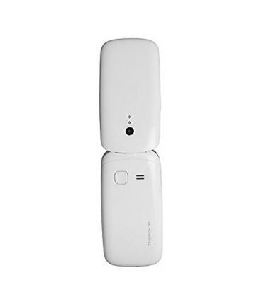 "THOMSON Serea 63 Telefono Movil 2.4"" VGA BT Blanco - Imagen 2"