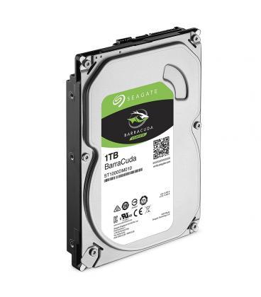 HDD SEAGATE 3.5'' 1TB 7200RPM 64MB SATA3 DESKTOP BARRACUDA - Imagen 1