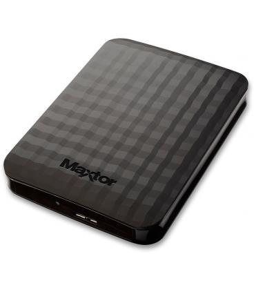 HDD SEAGATE EXTERNO 2.5'' 4TB USB3.0 MAXTOR M3 NEGRO - Imagen 1