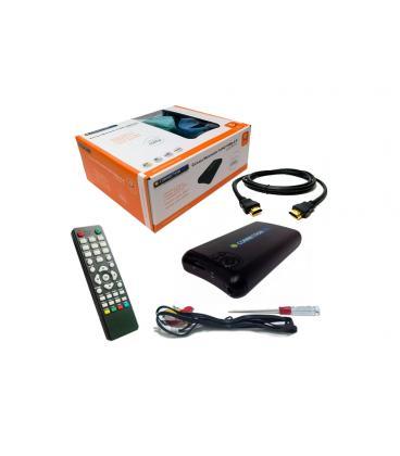 CAJA HDD MULTIMEDIA CONNECTION 2.5'' SATA USB2.0 C/CABLE HDMI - Imagen 1