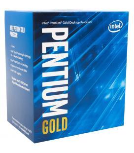 MICRO INTEL PENTIUM GOLD G5400 3,70GHZ LGA1151 C/VENTILADOR BOX - Imagen 1