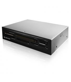 "MULTILECTOR INTERNO 3.5"" UNYKA CR-201 TARJETAS FLASH / USB2.0 - Imagen 1"