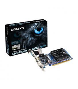 TARJETA GRAFICA GIGABYTE GV-N210D3-1GI 1GB DDR3 PCX2.0 HDMI LP